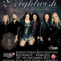 Nightwish live at Romexpo, Bucurest, Romania with support acts Arch Enemy & Amorphis