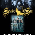 Swallow The Sun, TYR 20160131BG - Poster