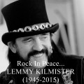 Rock In Peace, Lemmy...