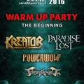Sofia Metal Fest 2016 Warm up