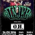 jinjer-poster sofia 2016