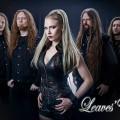 Leaves' Eyes with new singer Elina Siirala (2k16)
