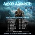 amon amarth tour dates 2016