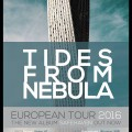 Tides from nebula tour