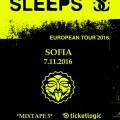 While She Sleeps Poster