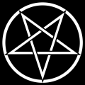 black metal -Pentagram4_svg