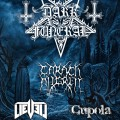 DARK_FUNERAL &  CARACH_ANGREN All Bands Poster