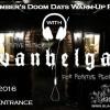 Warm-up party 'November's Doom Days with Vanhelga