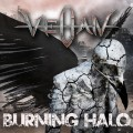 VELIAN - Burning Halo - Art Cover