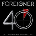 foreigner F40 APPROVED CD COVER