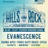 hills of rock final poster