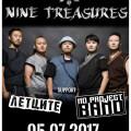 nine treasures 9tr-poster