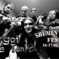 shumen rock fest - forgot the