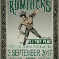 The Rumjacks Official poster Rumjacks + Fly