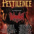 PESTILENCE tour 2018