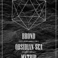 Obsidian Sea, BRONDposter_Sliven