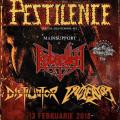 Pestilence live in