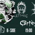 CORTEGE, CHURCH OF, ATTAXIC