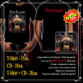 DARK INCOGNITO t-shirt & cd