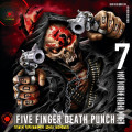 FIVE FINGER DEATH PUNCH delux 2018