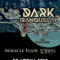 Dark Tranquillity/Miracle Flair/5rand @Mixtape 5, April 20 2018