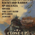 plakat Close Up cruise Oct 2018
