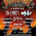Rockstadt exrteme fest 2018 updated 16062018