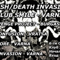 Thrash-Death Invasion in Varna
