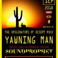 Yawning Man Poster Smacked 2