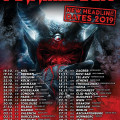 annihilator new tour 2019