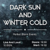 dark sun winter cold