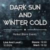dark sun winter cold
