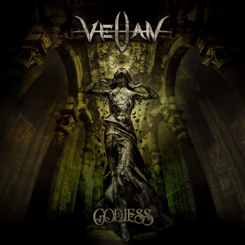 VELIAN - Godless Cover Art