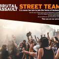 brutal assault 2019 team