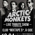 Arctic Monkeys Tribute poster