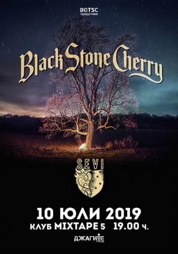 BLACK STONE CHERRY BSC20190710BG