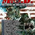 MOD - tour 2019