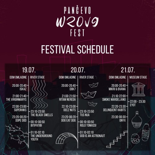 Wrong fest_line up