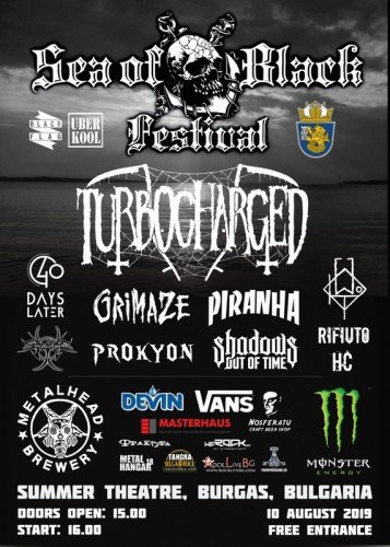 Sea Of Black Festival 2019 SОB_Poster