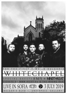 Whitechapel Poster