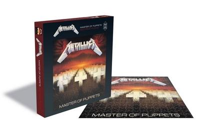 metallica puzzle - master
