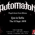 automaton - live
