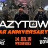 crazy town poster