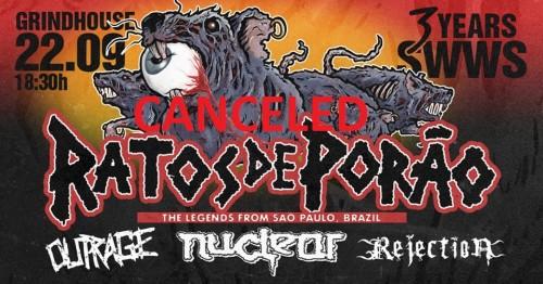 ratos- nuclear canceled