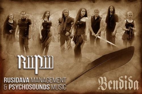 Bendida_new album