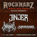 ROCKHARZ Open Air 2020 more