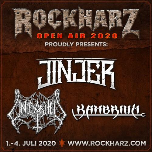 ROCKHARZ Open Air 2020 more