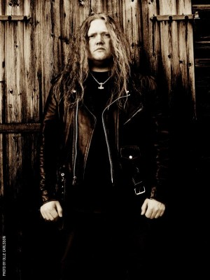 Johnny Hedlund (UNLEASHED)