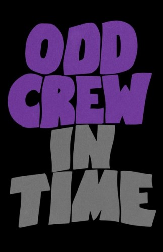 Odd Crew - In Time Poster