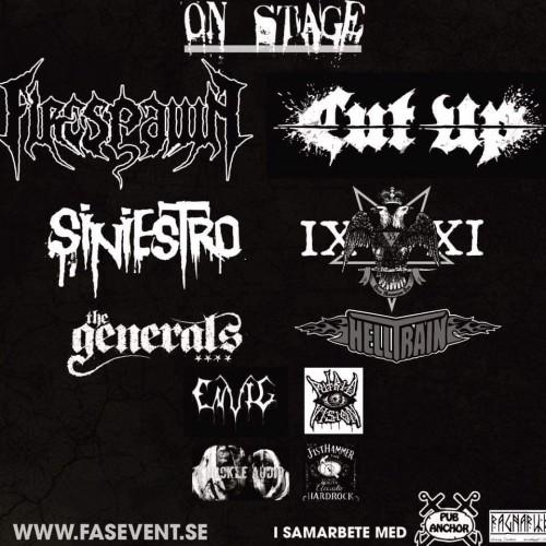 Svensk Rockkultur_On Stage Crusie 2020